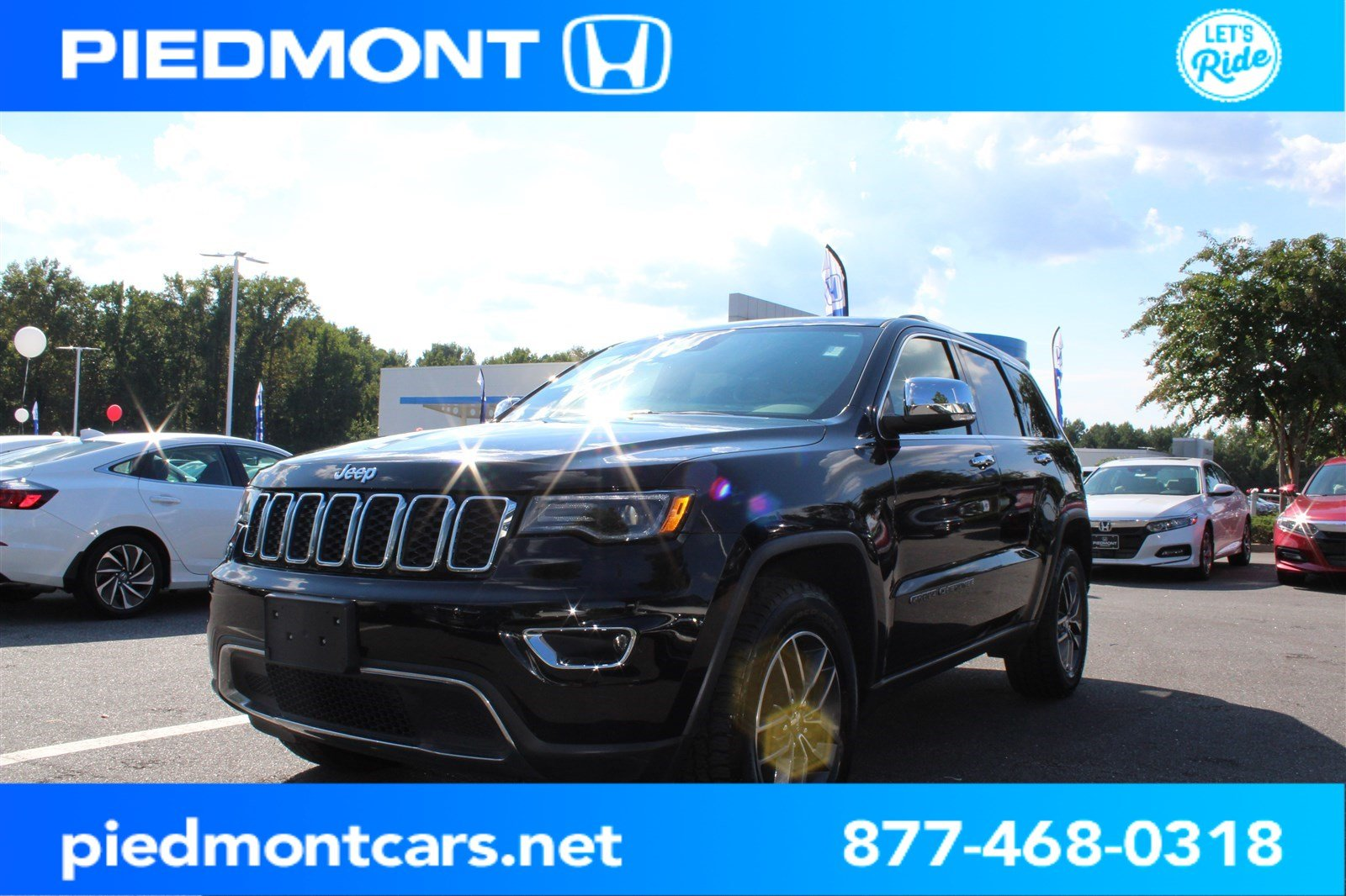 Certified Pre Owned 2017 Jeep Grand Cherokee Limited 4x4