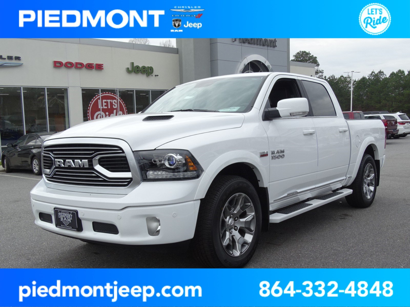 New 2018 Ram 1500 Limited Crew Cab In Anderson D87519 Piedmont 1997 Nissan Pick Up M Air Flow Sensor