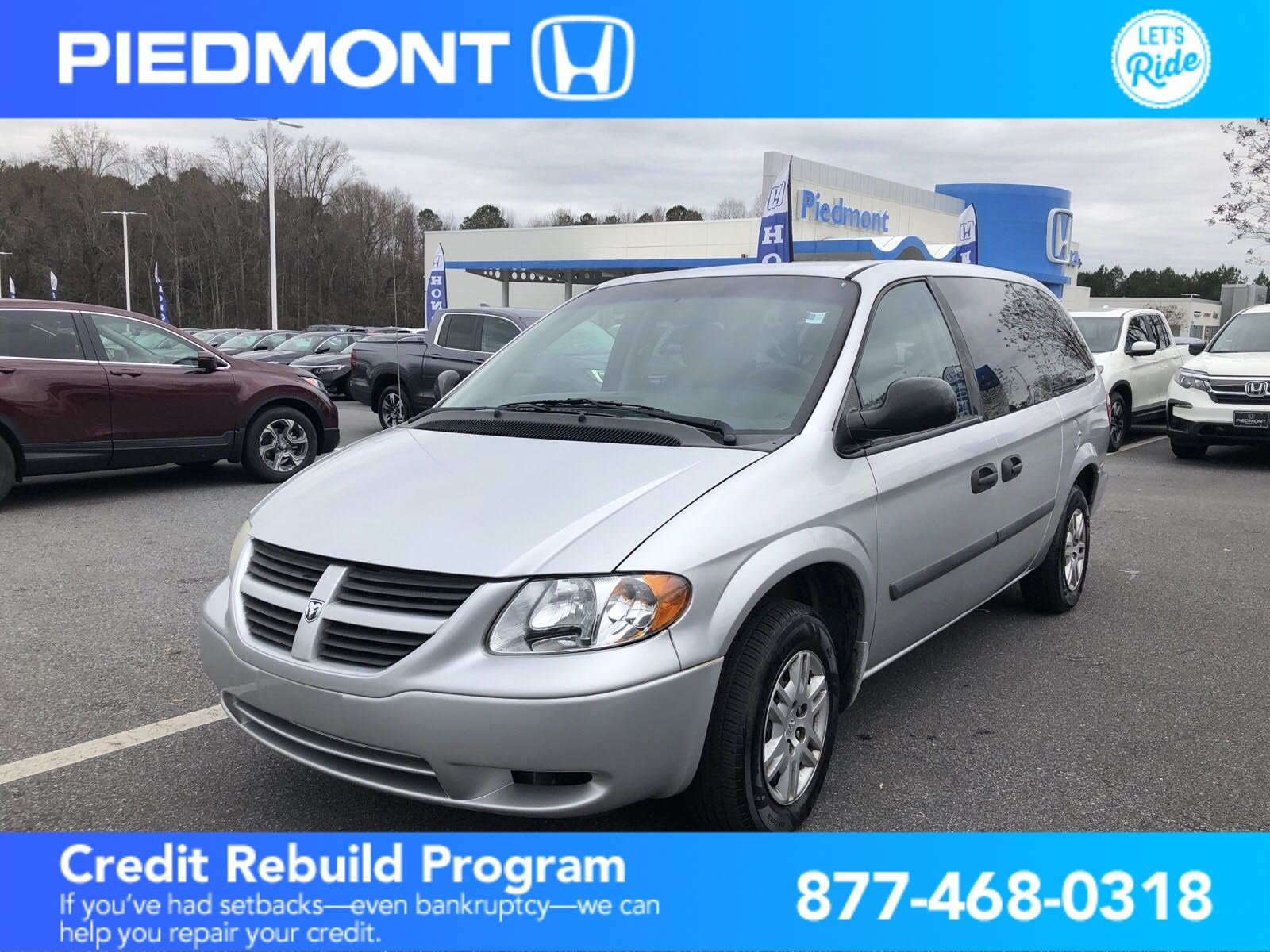 Pre-Owned 2006 Dodge Grand Caravan 4dr SE