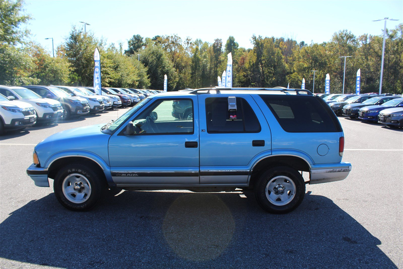 Pre Owned 1997 Chevrolet Blazer 4dr Ls Sport Utility In Anderson Abs Wiring