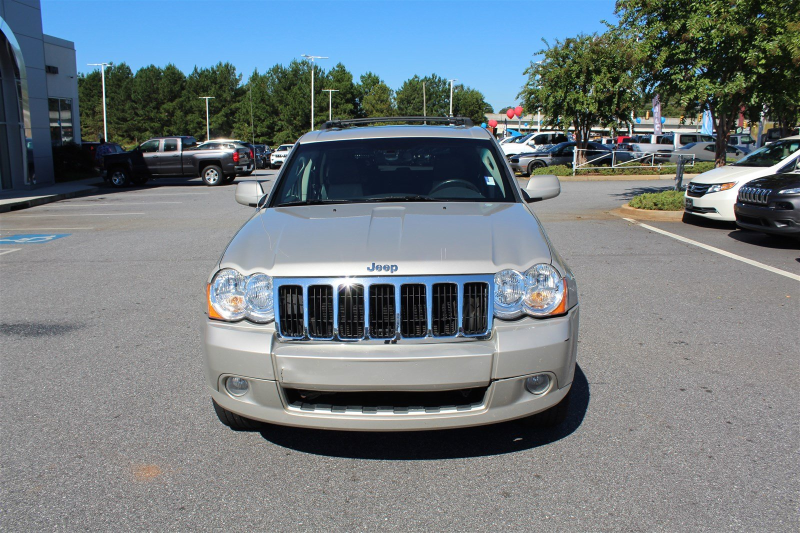 Pre Owned 2008 Jeep Grand Cherokee 4WD 4dr Limited