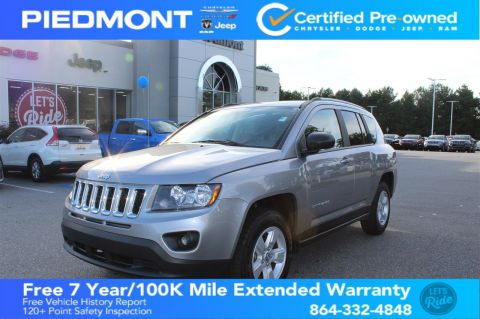 Certified Pre-Owned 2017 Jeep Compass Sport FWD *Ltd Avail*